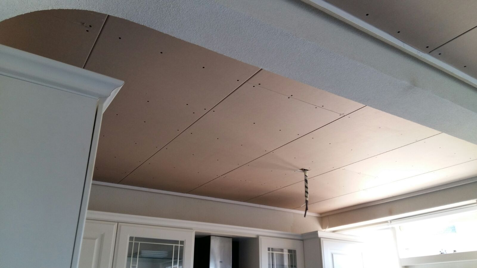 plafond vernieuwen plafond vervangen gipsplaat plafond